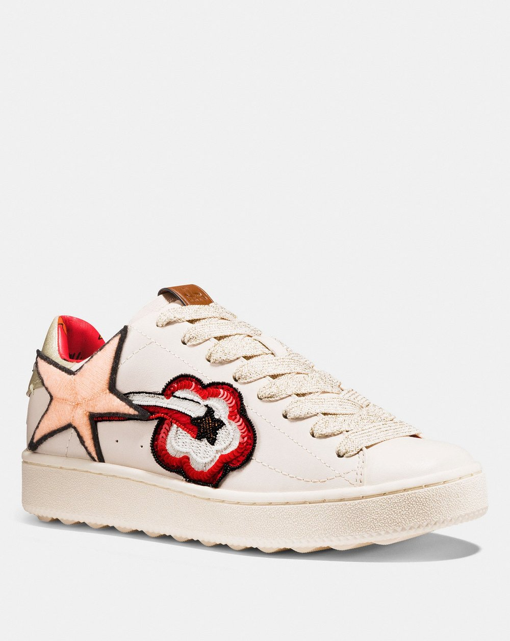 COACH SHOOTING STAR SNEAKERS