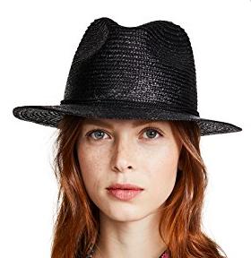 Brixton Black Cowboy Hat Fedora