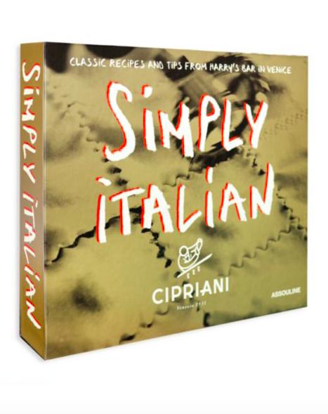 Cipriani Cookbook