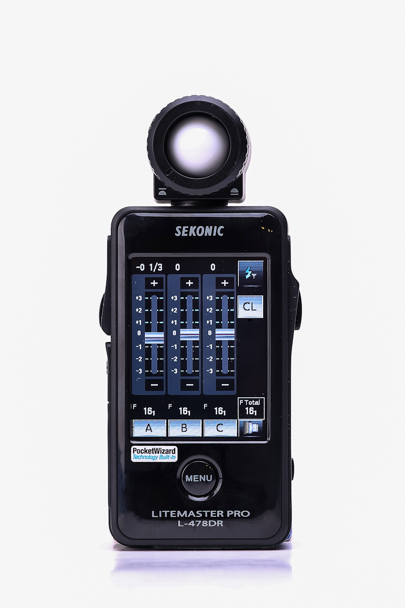 Sekonic L-478DR Pro Flashmaster