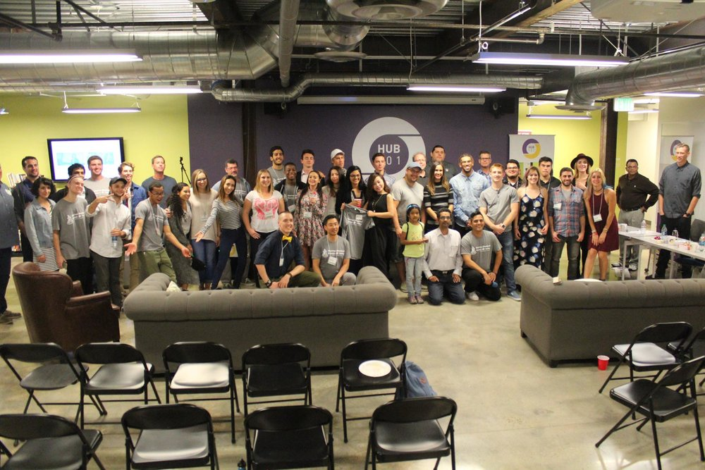 community at Hub101
