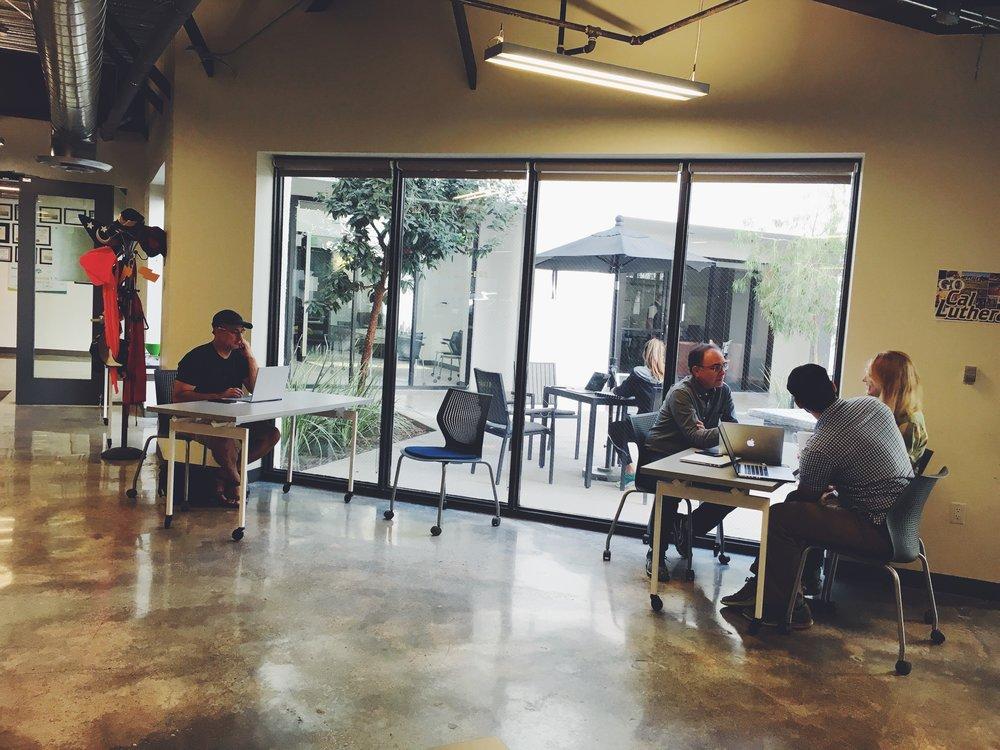 Mentorship at Hub101