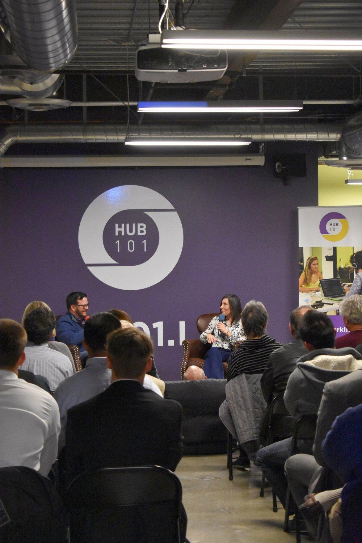 Dan Peate Hub101 Venture Capital