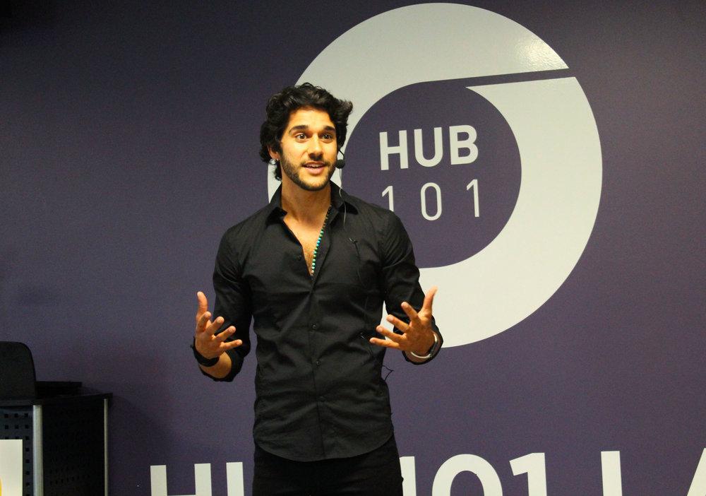 Samir Hub101