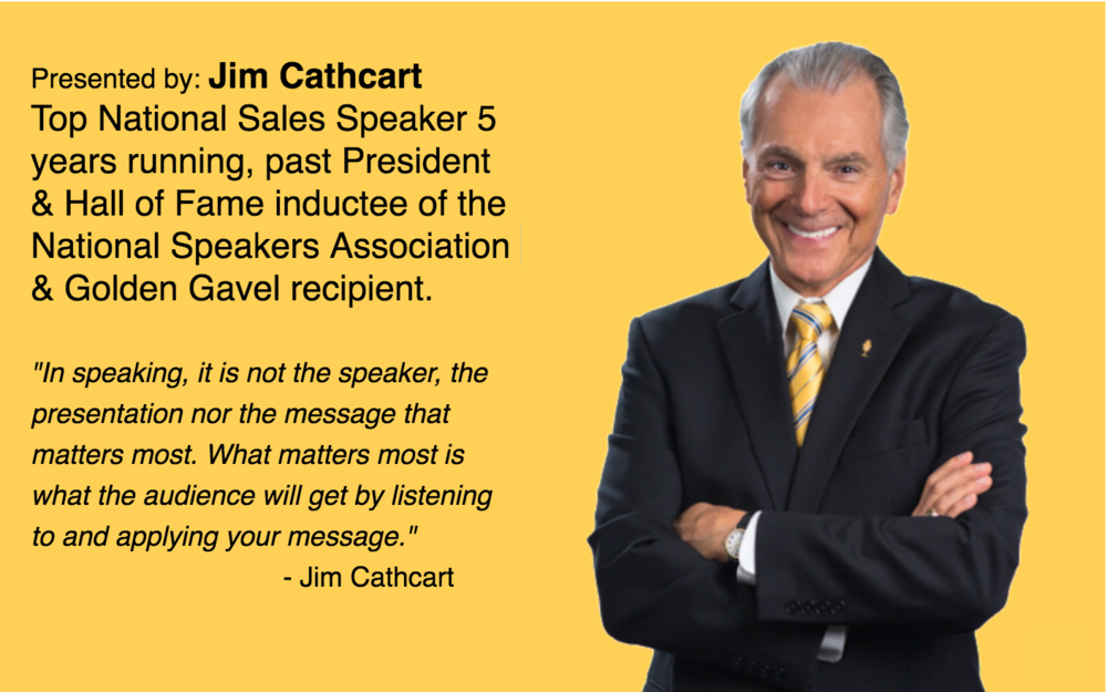 Jim Cathcart Hub101