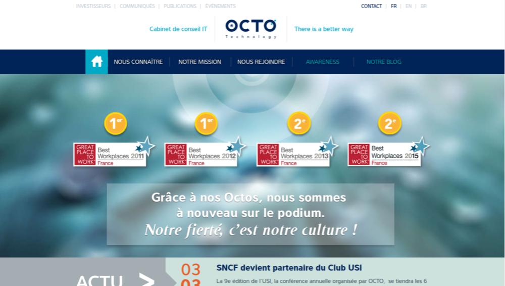 OCTO Technology (Paris, FR)