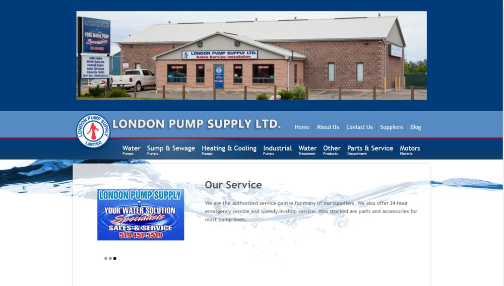 London Pump Supply Ltd. (London, ON)