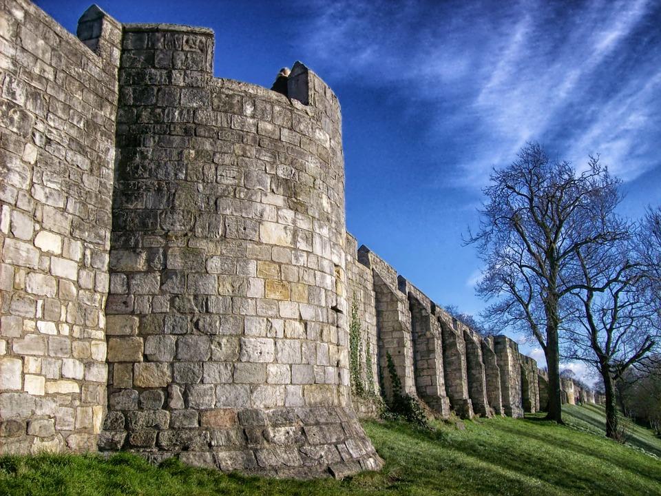 Roman/Medieval city walls