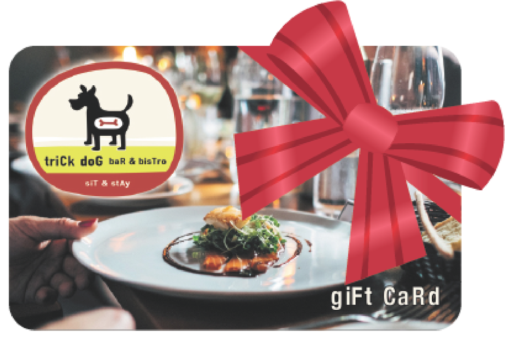 For every $100 you spend on a Gift Card, you'll receive a $20 Gift Certificate! Mailing is on us. -