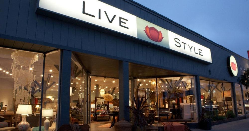 Live Style // Santa Monica, CA