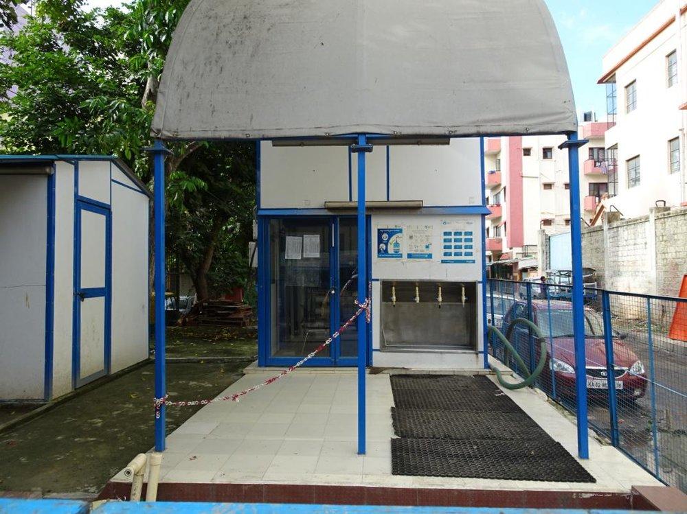 Water ATM in Shivaji Nagar