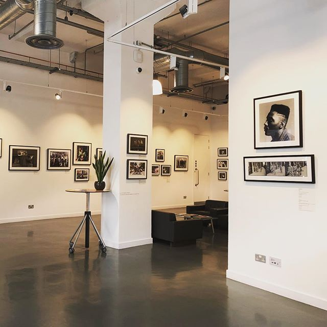 The Getty Images Gallery is actually free, and they currently have a Hip Hop exhibit up. It's interesting to look at Hip Hop culture and how that coincided with Grime culture.