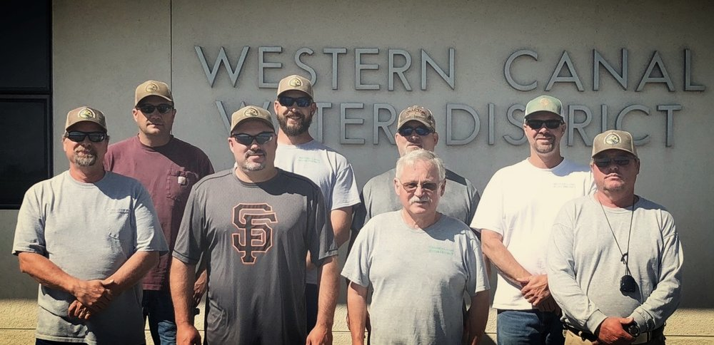 L-R: Karl Jennings, Patrick Otterson, Jimmy Bolley, Ryan Gage, Dan Agree, Jeremy Wachtel, Bob Wiechert and Don Hole.