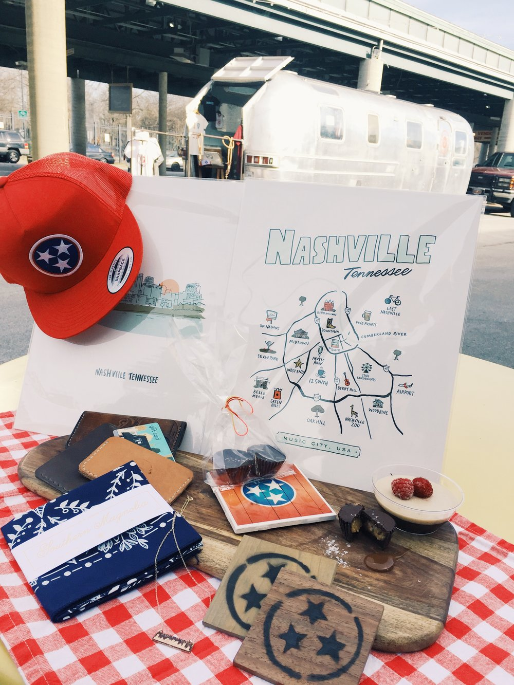 Made in the Nash goods + our February Sweet Treats