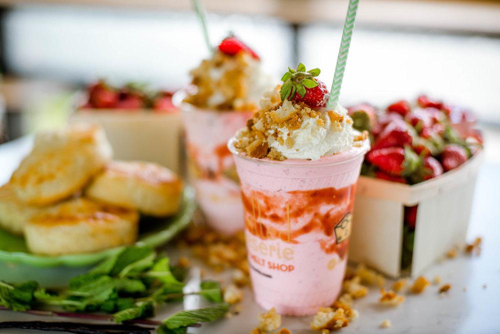 The Strawberry Short-Shake