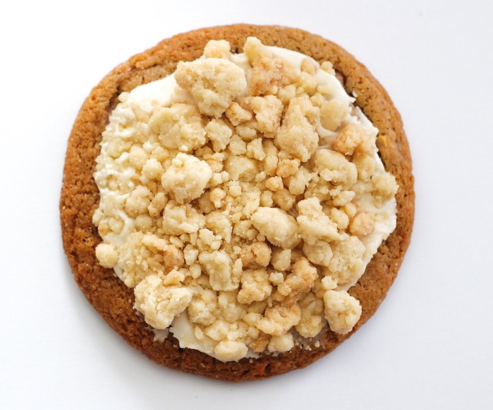 The Bonita Applebum cookie from HiFi Cookies