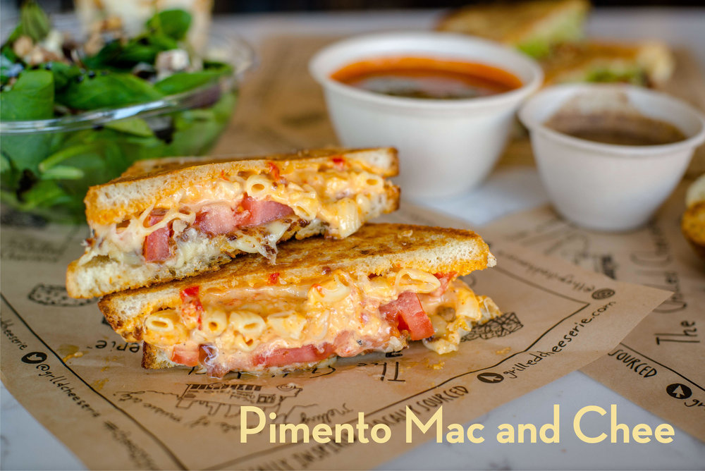 Pimento Mac and Chee