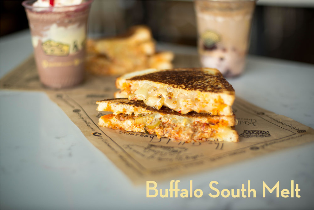 Buffalo South Melt