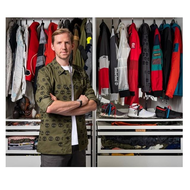 Christopher Raeburn announced as new creative director of Timberland.  Timberland full year 2017 revenue increased 7% better than expected.  #marketing #branding #fashionmarketing #blogger