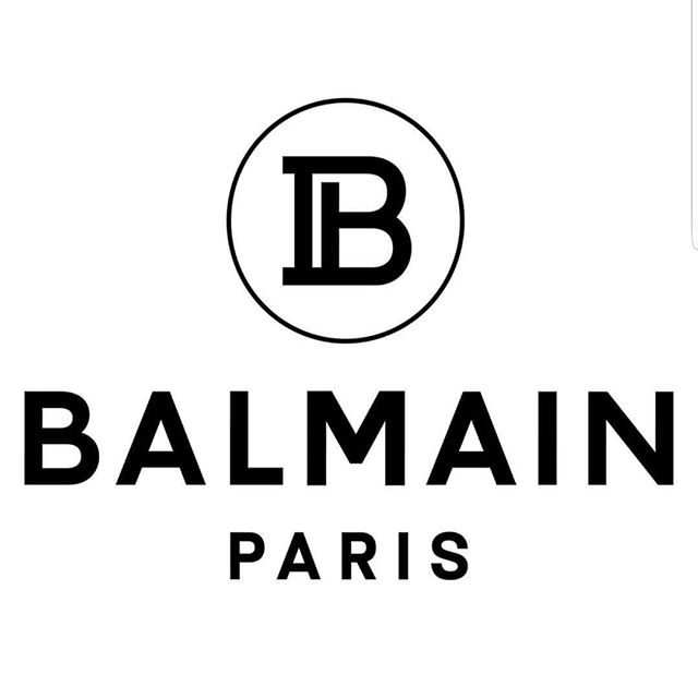After 80years, fashion house Balmain is rebranding it's logo. In search for further profitability #balmain also announced they will be their aggressively pushing their accessories line. Currently 80 percent of Balmain's business comes from their ready-to-wear collections #fashionmarketing #fashion #branding #marketing #digitalmarketing