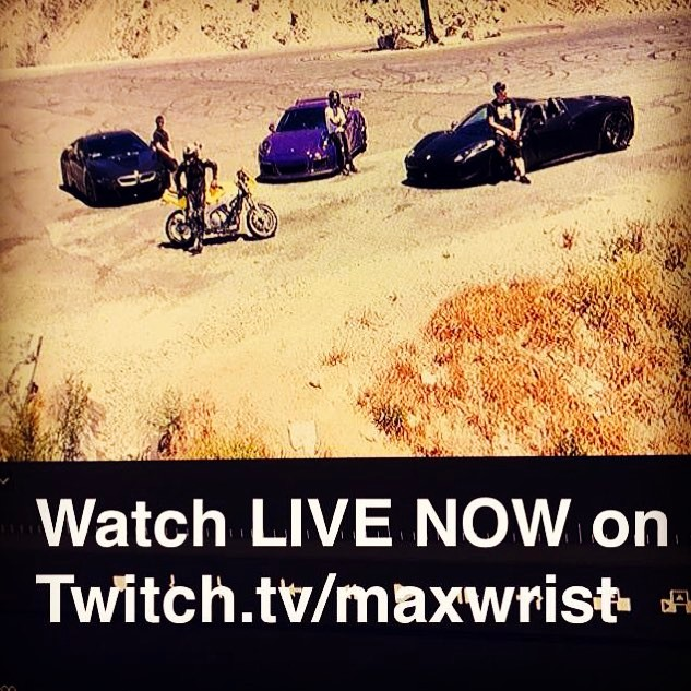 Check out a video preview now! Twitch.tv/maxwrist 🔥🔥🔥 Link in bio