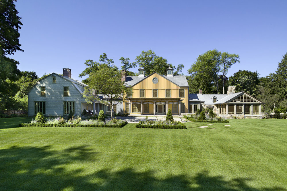 Bucolic Country Compound, Connecticut 2013 Best Residential Remodel