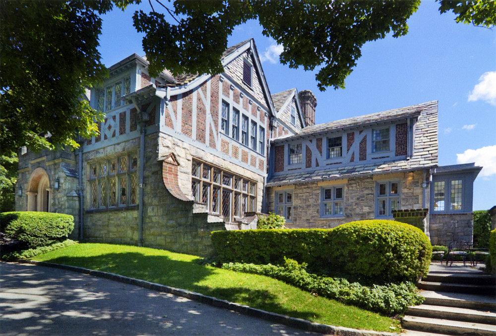 Historic Tudor, Bronxville NY