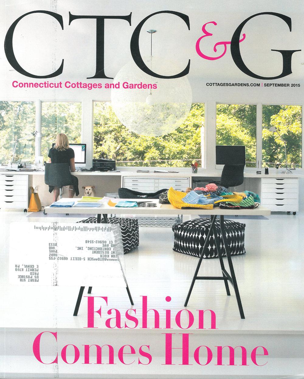CT Cottages & Gardens September 2015