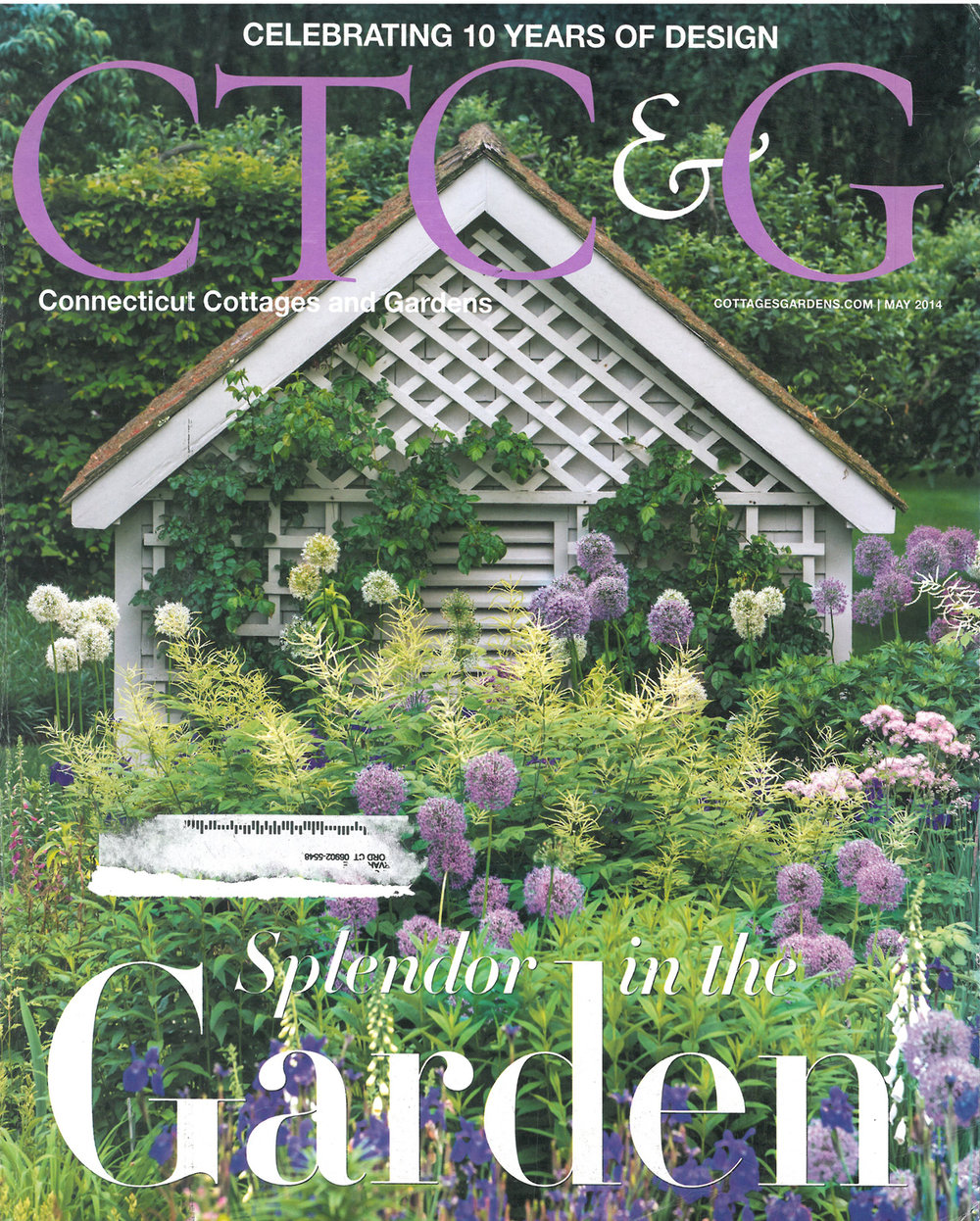 CT Cottages & Gardens May 2014