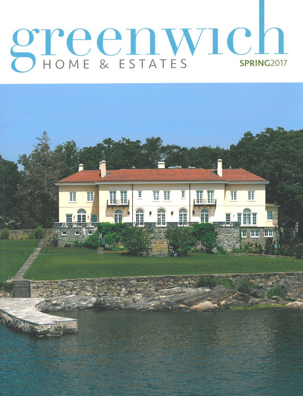 Greenwich Home & Estates Spinrg 2017