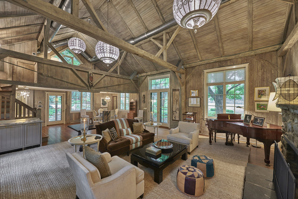 Antique Barn Restoration, Connecticut   2017 Best Antique Renovation