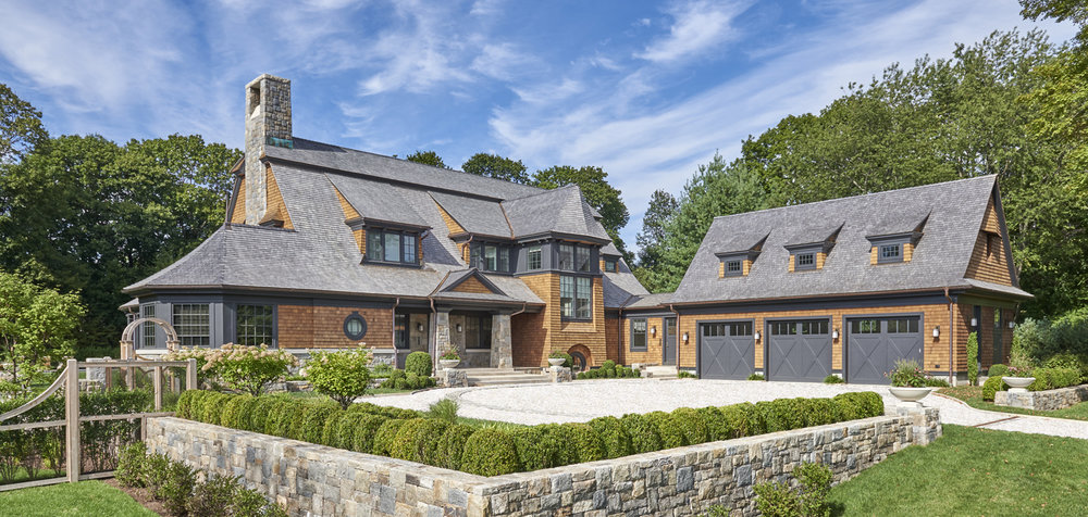 Modern Shingle Style, Westport, CT   2017 Outstanding Custom Home