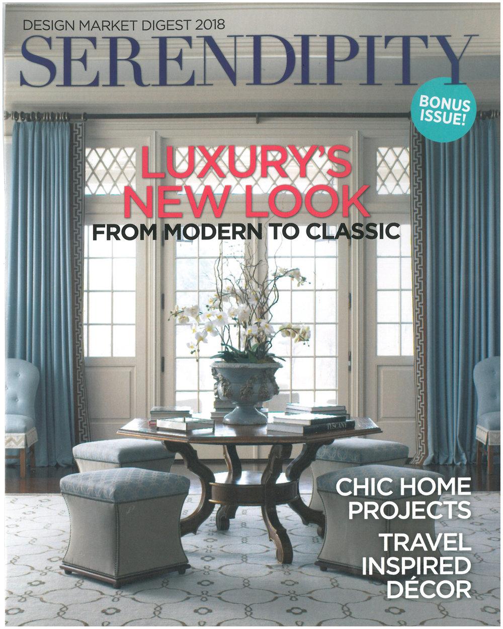 Serendipity Design Market Digest 2018