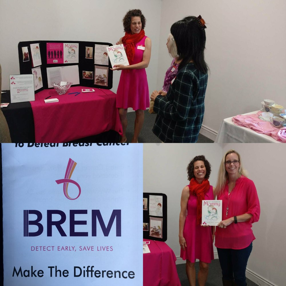 September 2016 - Sponsoring a table at the BREM Foundation's 'Brunch with Brem' in Calvert County, MD.