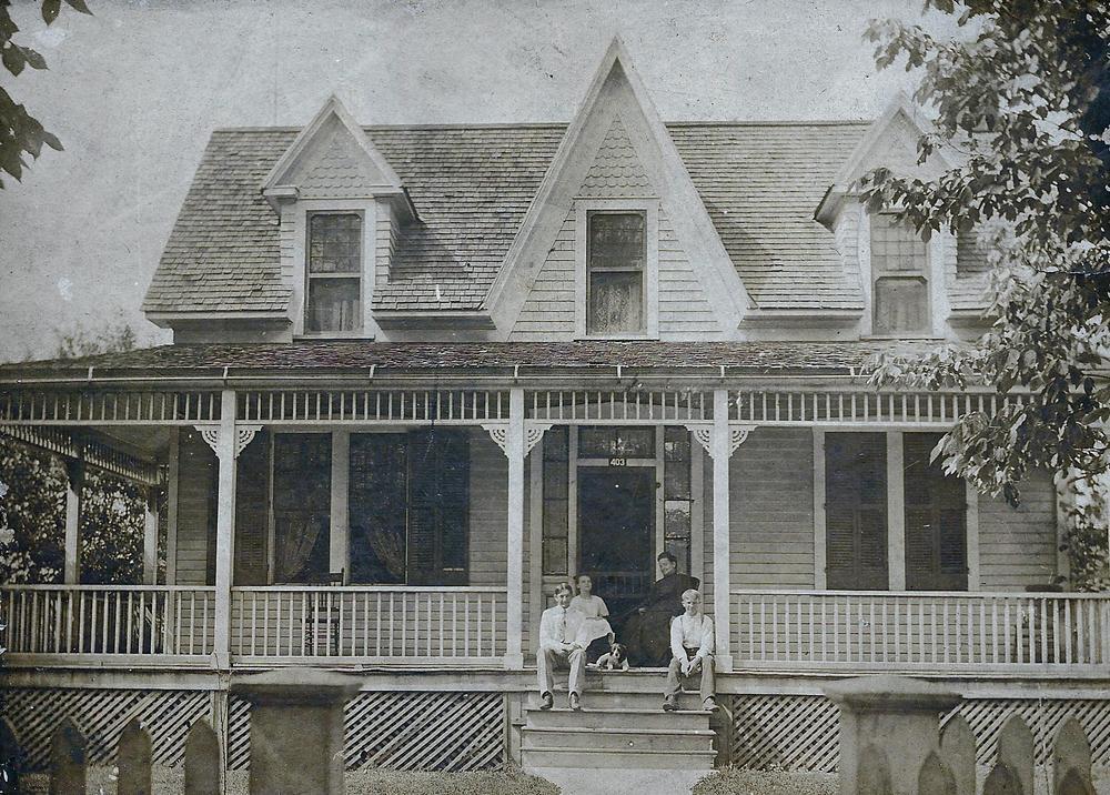Merkle House