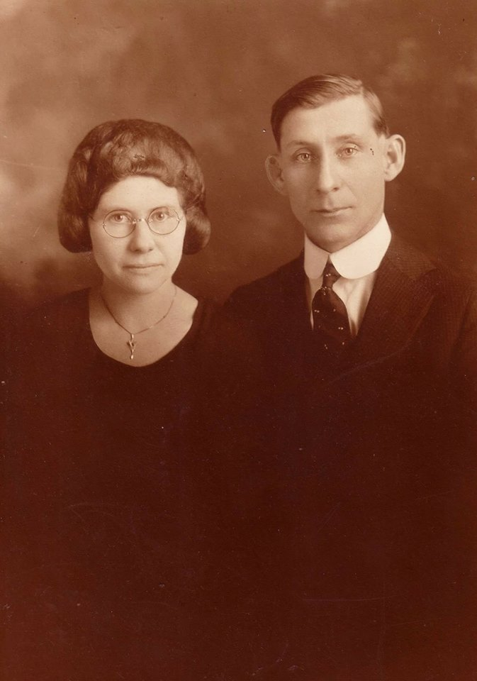 Edward and Emelia Kuhlman Klausing