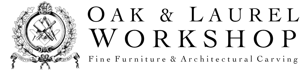 Oak & Laurel Workshop | Fine furniture & architectural carving