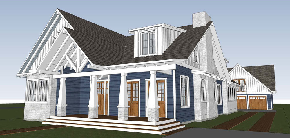 excellent garage carriage house. A carriage house isn t for everyone and unfortunately accepted in all  zoning jurisdictions If you can make it work your home though s a great August Development Co