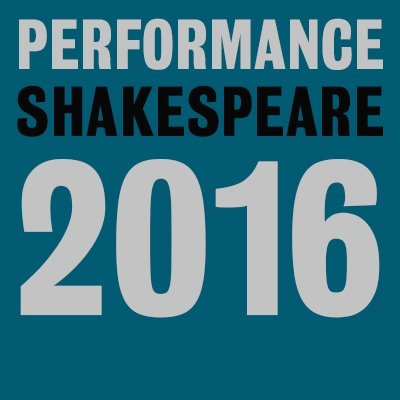 Performance Shakespeare 2016