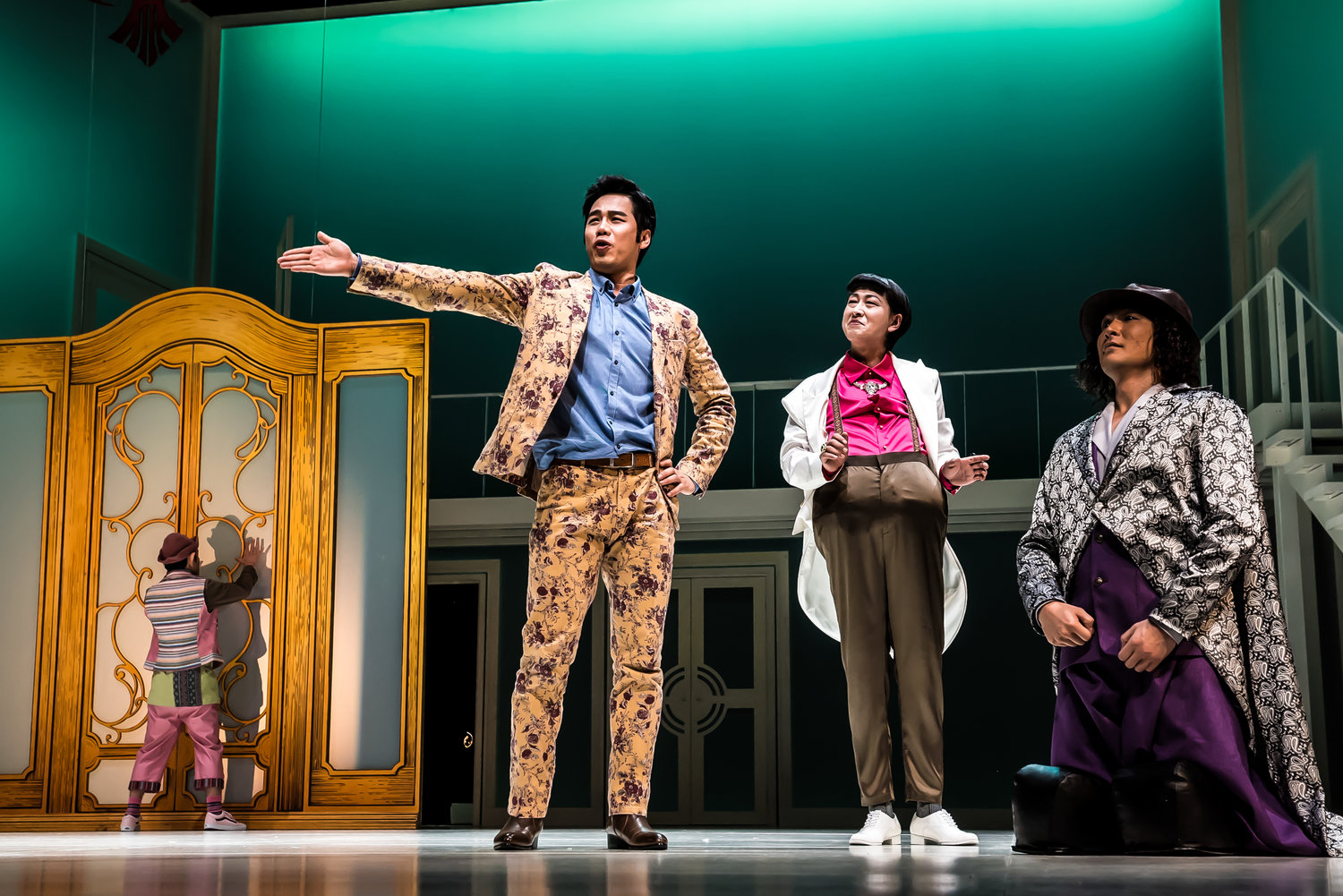 The Comedy of Errors (실수연발), National Theater Company of Korea
