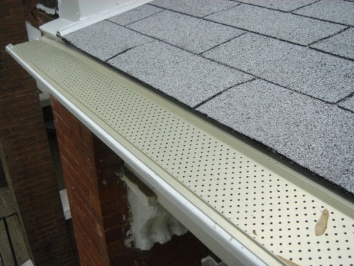 Leaf Relief® Gutter Guard