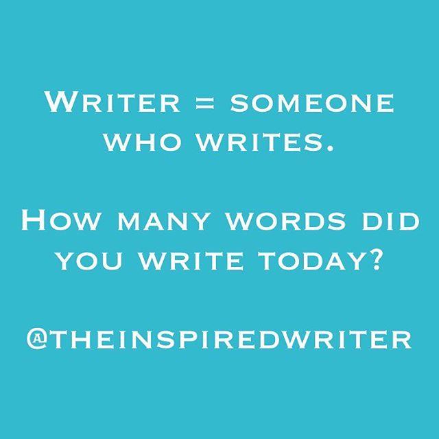 #MondayMotivation #amwriting