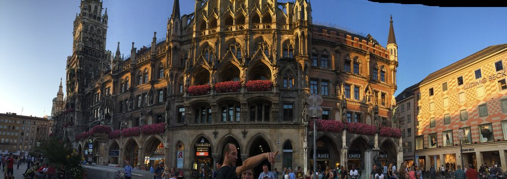 Munich, Germany - Marienplatz