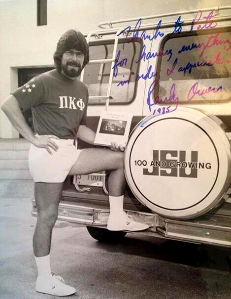 Randy Owen - Delta Epsilon