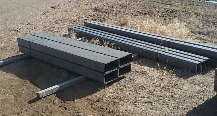 Steel Box Tubing