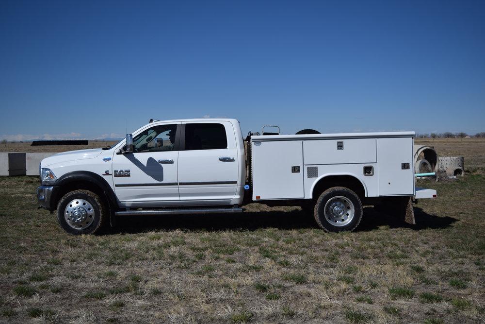 2014 Dodge 550 Laramie