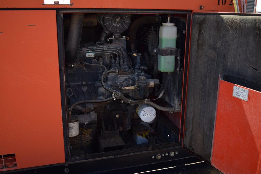 MQ Power – 15 Generator, Kabota diesel, 15kw