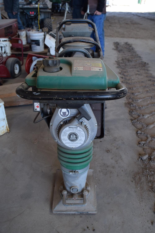 wacker BS600 compactors;