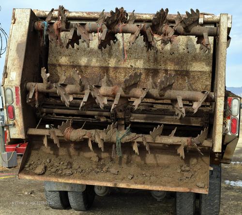 Flynn Farms Inc Farm Equip Dispersal Auction — Nichols