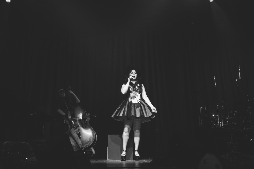 Covered by Yana Alana and the Paranas at the Melbourne Cabaret Festival, June 2016